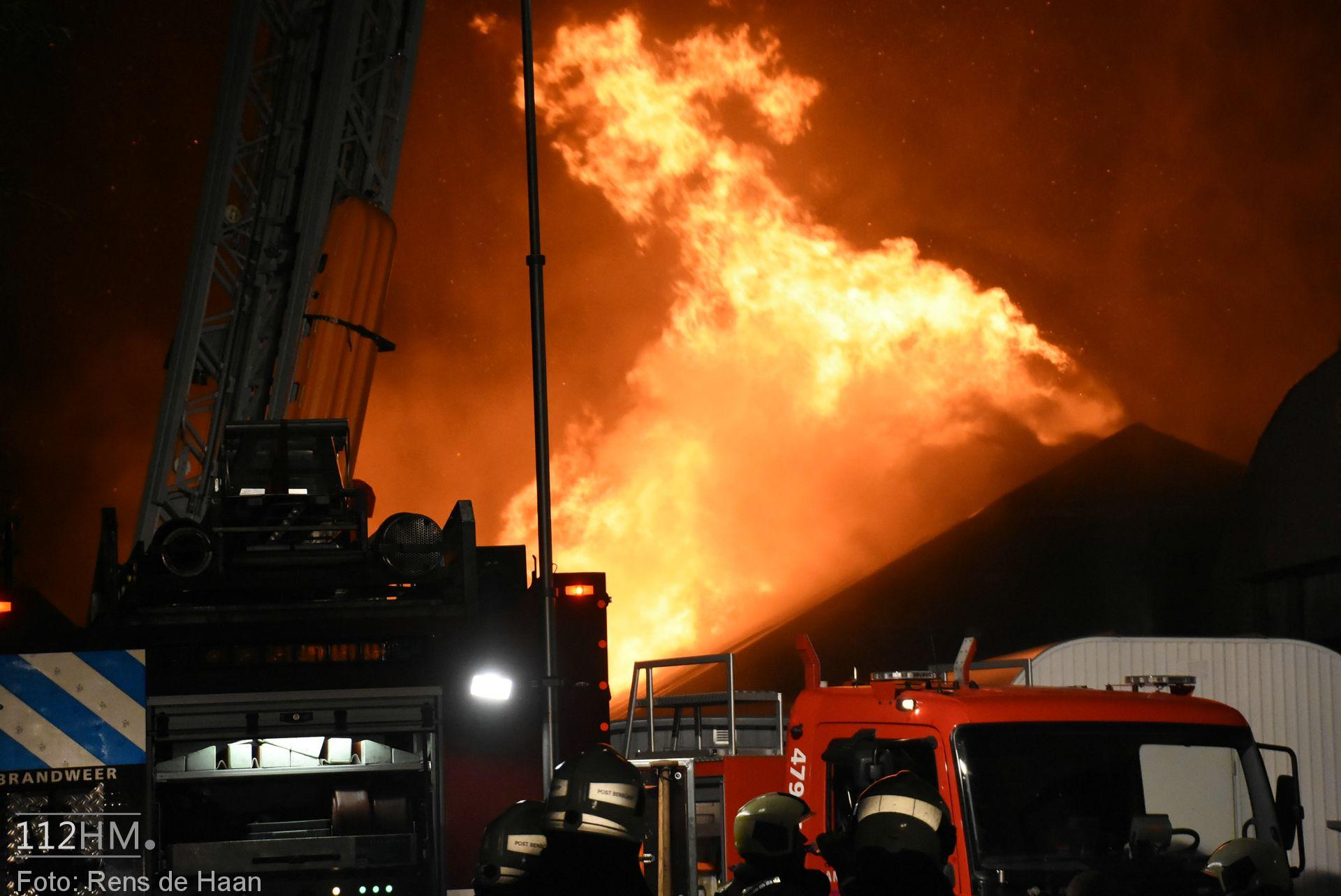 Grote brand Graafdijk Lopik (9)